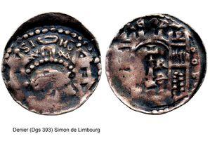 Denier--Dgs-393--Simon-de-Limbourg-jpg