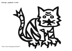 chat-coloriage-716924