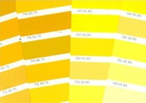 Very d co le jaune revient en force very d co le blog very tendance - Couleur jaune paille ...