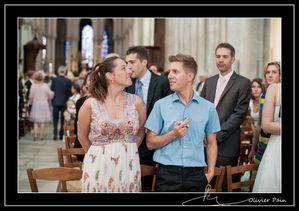 Extras de reportages mariage Olivier Pain reporter photographe basé sur Tours