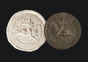 sceau Guillaume de Saligny