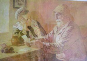 de Broca - la lettre du fils
