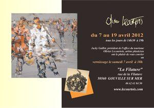 Invitation Filature recto2012