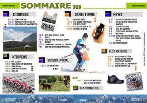 sommaire endorphine mag
