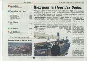 article Pays Malouin 27-01-11