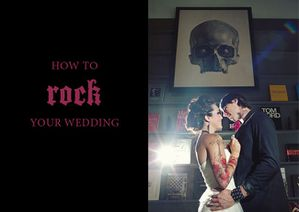 Un mariage rock'n'rol