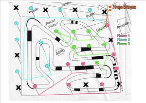 Plan terrain 2013 22pts lumineux trace eclairage 2