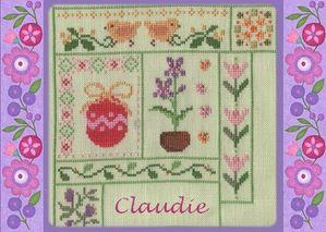 6 claudie