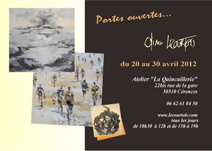 Invitation Filature POverso2012