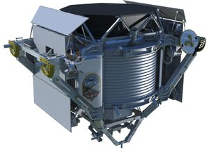 Alpha Magnetic Spectrometer - 02