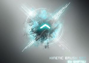 b-kinetic brush set