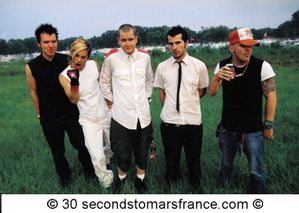 30 Seconds to mars 2002-01