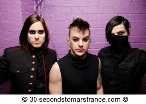 30 Seconds to mars 2007-03