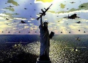 statua della guerra preventiva