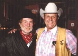 James White & Willie Nelson