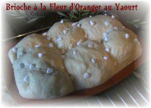Brioche yaourt 1