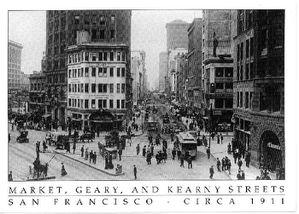 SAN FRANCISCO 1911