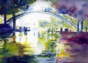 Canal-St-Martin-passerelle-Recollets-2006-aquarelle.jpg