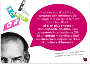 Steve Jobs iPhone Nano