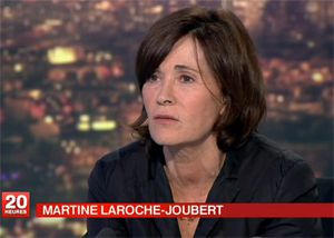 Martine Laroche-Joubert