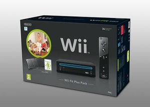 Wii 2 Wii Fit Plus Pack