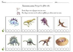 En Mai Pourquoi Pas Des Dinosaures Activités Pour La Grande