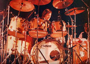 Phil Rudd set