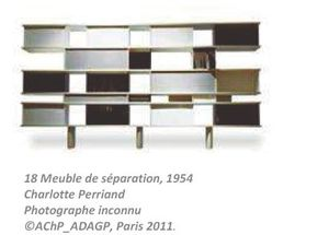 charlotte perriand de la photographie au design au petit. Black Bedroom Furniture Sets. Home Design Ideas