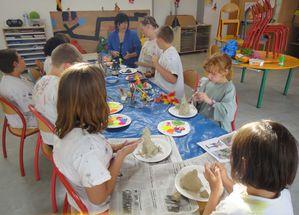 Flo Megardon Atelier Argile Nikki de St Phalles Torcy 17