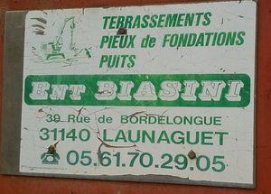 forage puits entreprise Biasini Launaguet