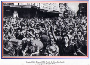 Liberation Paris 3