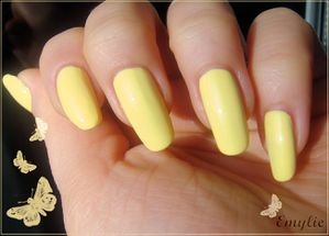 china glaze lemond