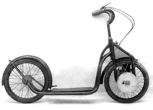 Alcyon Scooter 1