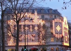 parisilluminationnoel2009