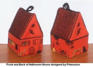 Halloween House finished2311 louise