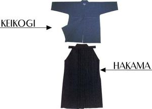 keikogi-hakama