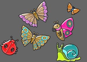 b-bug brushes 2