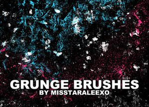 b-grunge-brushes