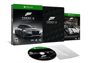 forza5 limited edition