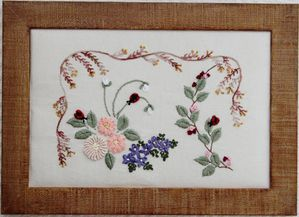 Broderie 1594