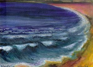20-Les vagues a Argeles-sur-Mer