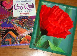 livres crazy et coquelicot