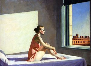 hopper morning sun redim