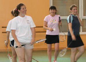 Les filles BCSO et Lingolsheim