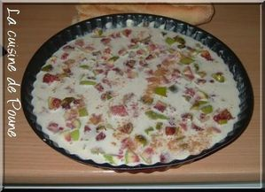 CLAFOUTIS FIGUES 6