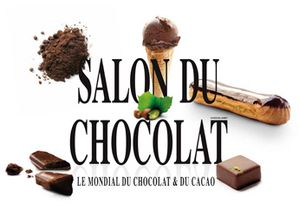 Salon du Chocolat Paris 2013