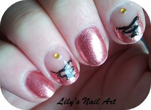 Accent nail corset 3