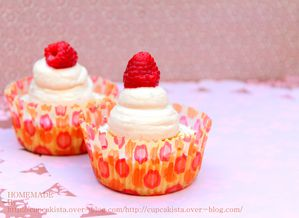 red berry cheesecake cupcakes -006