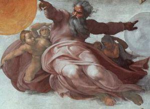 Michelangelo Michel ange chapelle sixtine sistine Chapel (2