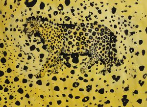 le léopard de Valentin